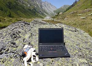 Notebook zur Datenerforschung im Nationalpark Hohe Tauern