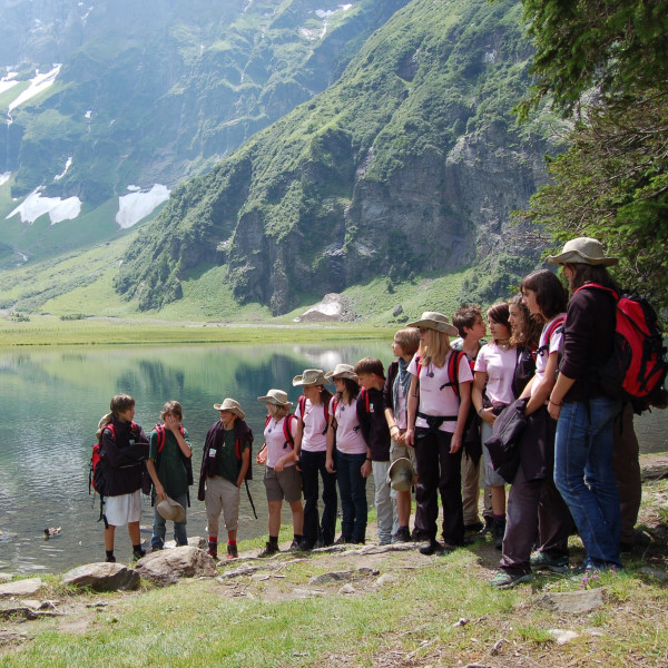 Junior Ranger Programm im Nationalpark Hohe Tauern